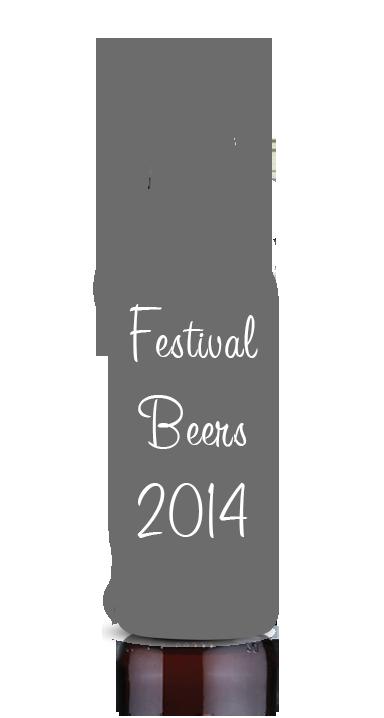 Festival Beers 2014