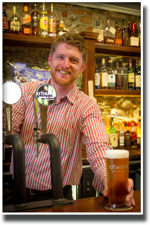 Our Pub - Barman