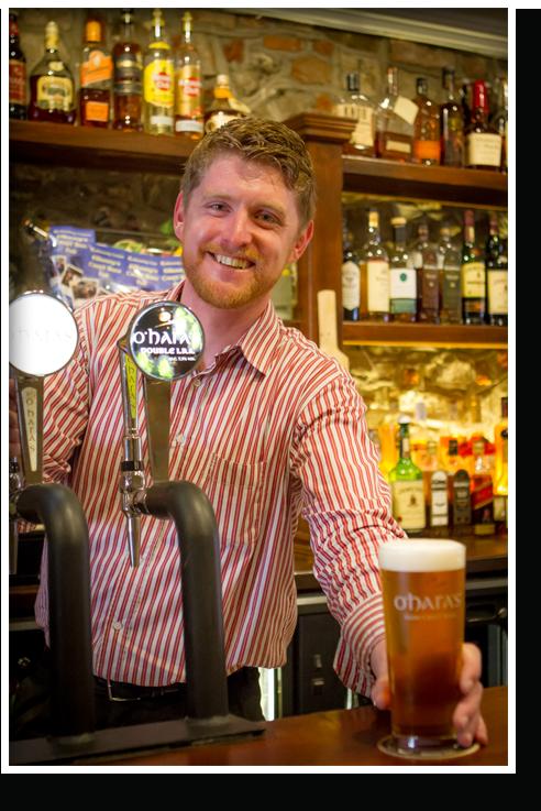 Our Pub - Barman