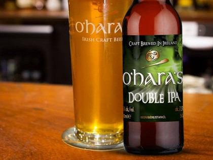 Double IPA Now Available in Bottle