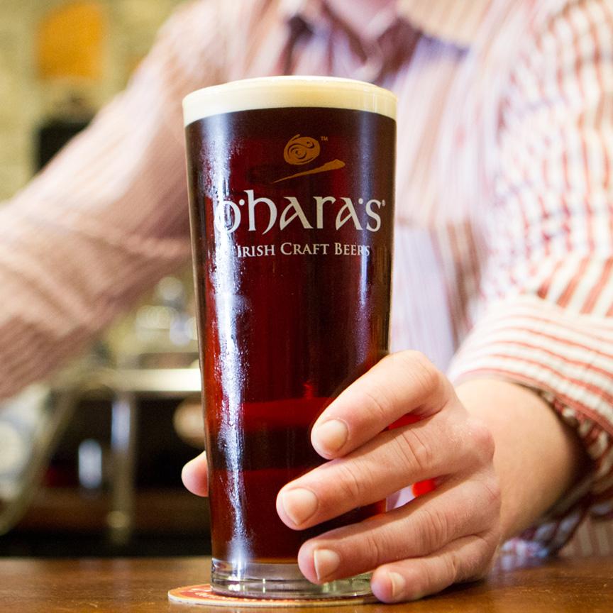 Irish Craft Beer Glasses