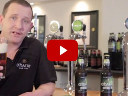 Tasting Video: O'Hara's Double IPA