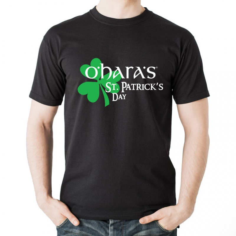 237722774 O'Hara's St. Patrick's Day Men's T-Shirt - O'Hara's | Carlow Brewing ...