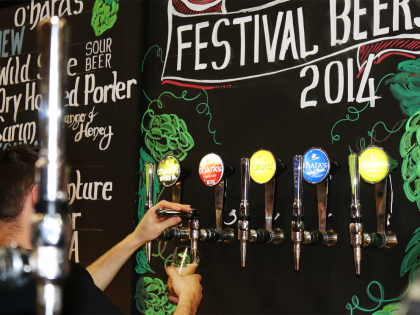 Irish Craft Beer & Cider Festival 2014