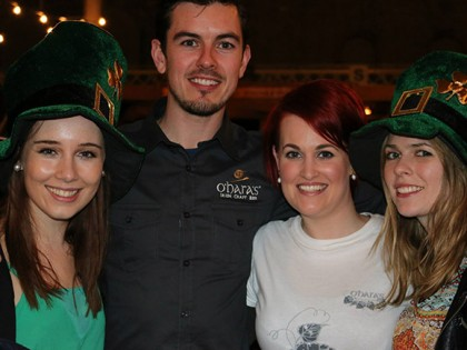 The Irish Beer & Whiskey Festival 2015