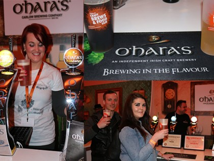 Alltech Craft Brews and Food Fair 2015