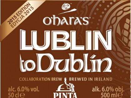 Lublin to Dublin 2015