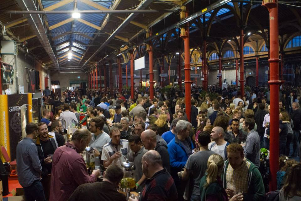 Craft Beer Festival 2015 Crowd