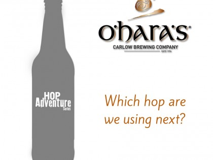 Win the first case of beer bottled from our new Hop Adventure Series