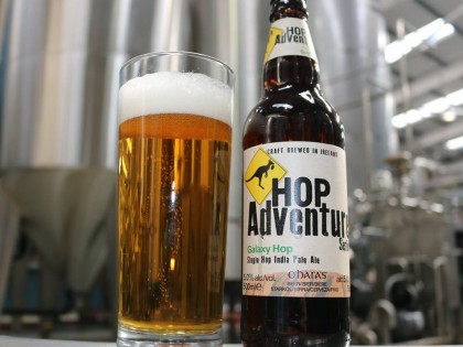 O'Hara's Hop Adventure series featuring the 'Galaxy' Hop