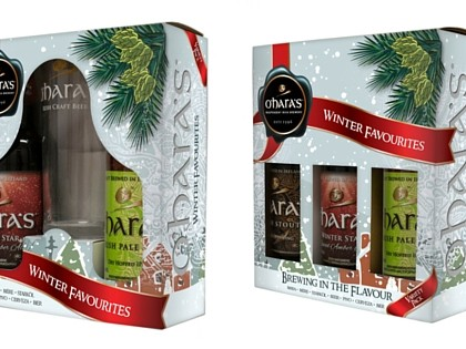 HO HO HO WITH O'HARA'S CRAFT BEER CHRISTMAS GIFT BOX!