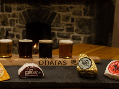 Pairing O'Hara's with Ireland's finest cheese