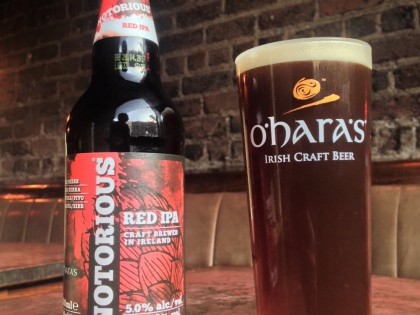 O'Hara's Launch 'Notorious' Red IPA