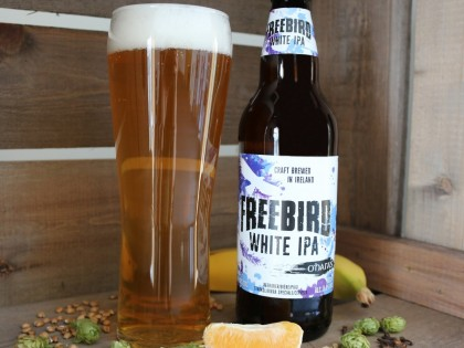 Introducing FREEBIRD White IPA