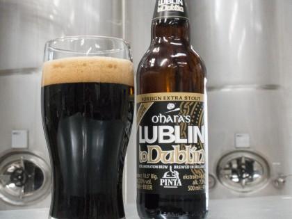 Lublin to Dublin 2016
