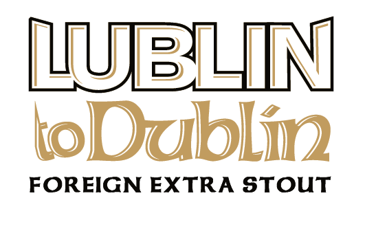 LUBLIN TO DUBLIN - Foreign Extra Stout brand Ol-01