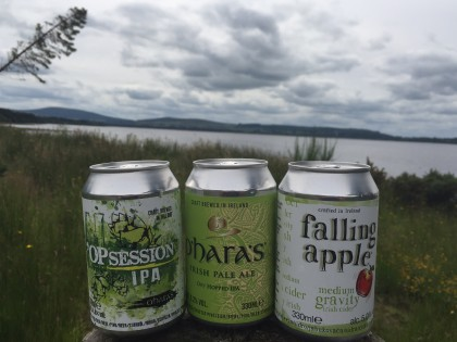 O'Hara's launch first ever cans at KnockanStockan Festival