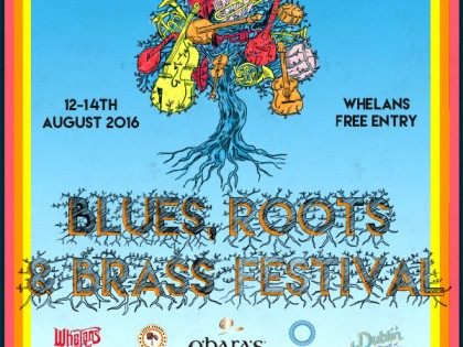 Blues, Roots & Brass Festival at Whelans