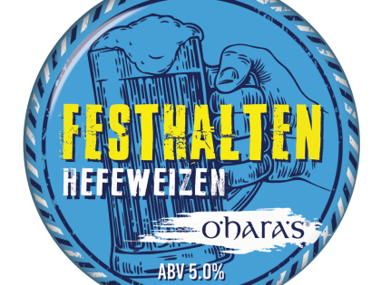 Introducing our latest seasonal release, FestHalten.