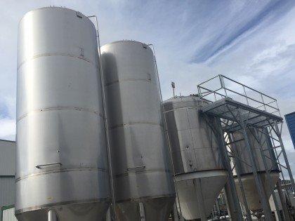 Brewery Expansion gathering pace
