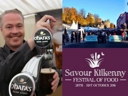O'Hara's at Savour Kilkenny 2016