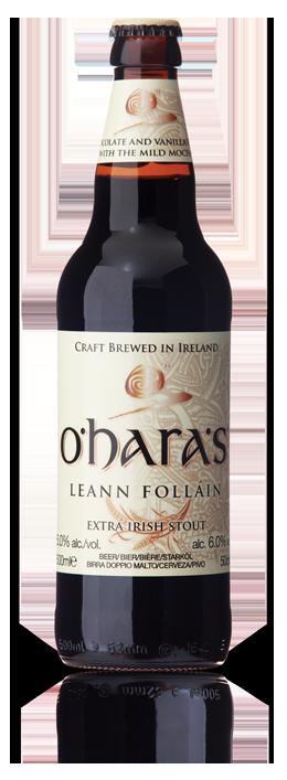 O'Hara's Leann Follaín