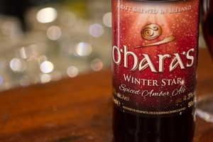 Winter Star Spiced Amber Ale