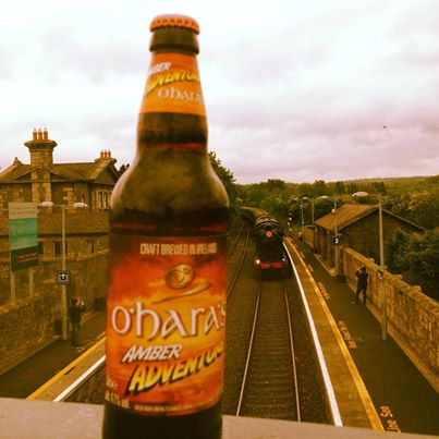Amber Adventure Bagenalstown Train Station