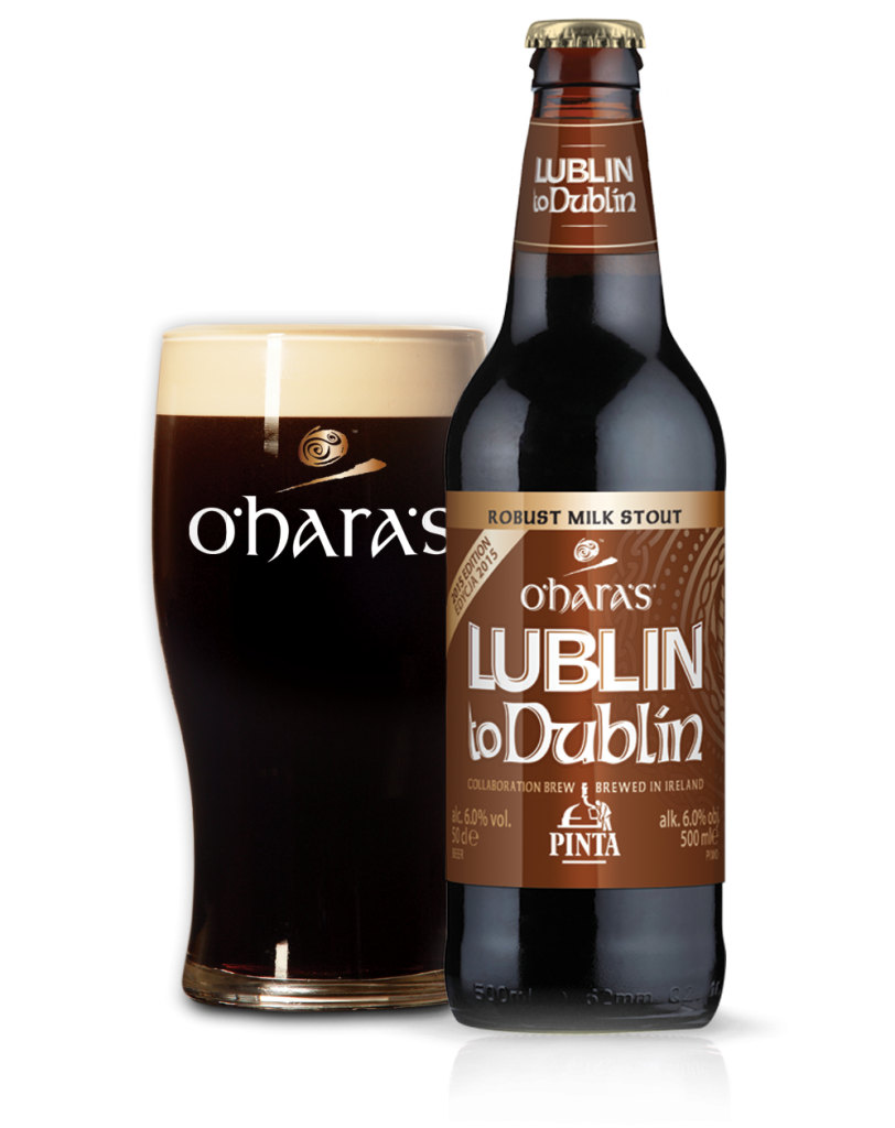 Lublin to Dublin 2015 glsss & bottle (for Lublin Page)
