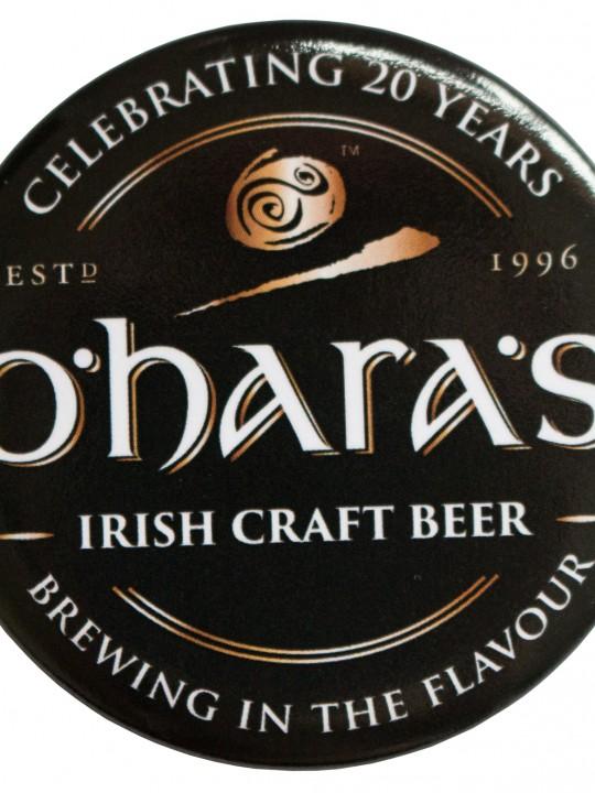 O'Hara's Bottle Opener Magnet