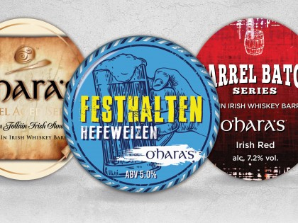 Exclusive – New Beers to Taste at the Irish Craft Beer Festival! !!