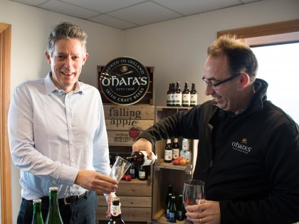 Carlow Brewing Company Announces Acquisition of Craigies Cider