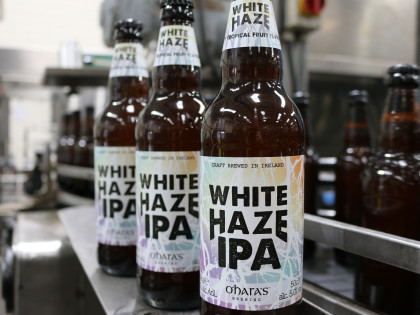 Introducing White Haze IPA
